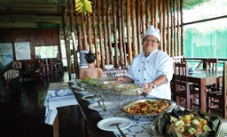 Restaurante Amazon Tupana Lodge